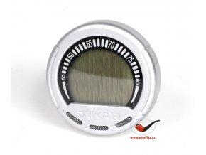 Digitální Vlhkoměr Xikar Digital Gauge Silver 834XI
