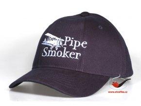 Čepice Pipe Smoker modrá