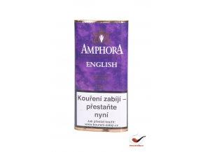 Dýmkový tabák Amphora English/50