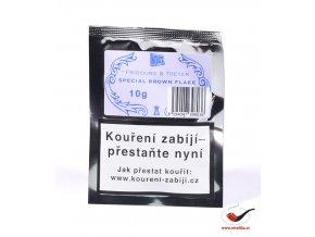 Dýmkový tabák Fribourg and Treyer Special Brown Flake/10