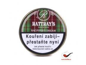 Dýmkový tabák Rattrays Bagpipers Dream/50