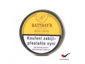 Dýmkový tabák Rattrays Red Lion/50