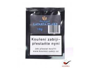 Dýmkový tabák Robert McConnell Latakia Flake/10