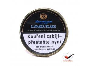Dýmkový tabák Robert McConnell Latakia Flake/50