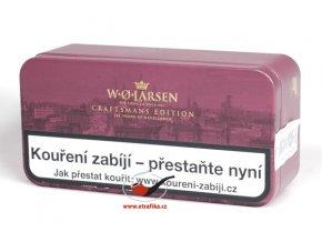 Dýmkový tabák W.O. Larsen Craftsmans Edition 2019/100