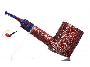Dýmka Savinelli Fantasia Rustik Dark Brown 311