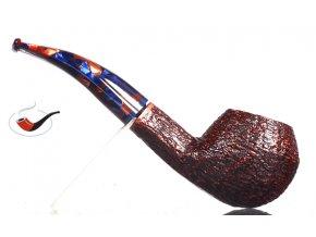 Dýmka Savinelli Fantasia Rustik Dark Brown 673