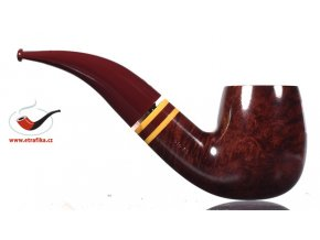 Dýmka Savinelli Fantasia Regimental Smooth Burgundy 616