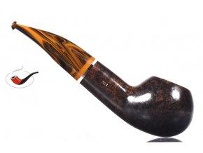 Dýmka Savinelli Tigre Smooth Dark Brown 321