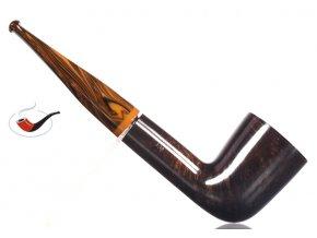 Dýmka Savinelli Tigre Smooth Dark Brown 409