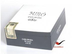 Doutníky Miro Capa Negra Toro/20