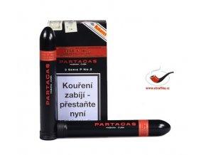 Doutníky Partagas Serie P No.2 Tubos/3