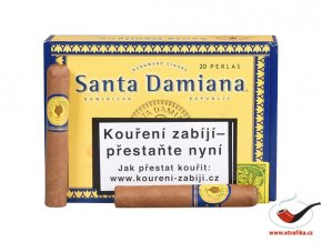Doutníky Santa Damiana Classic Perlas/20