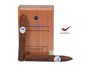 Doutníky Stanislaw Black Line Torpedo/10