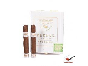 Doutníky Stanislaw Special Vintage Aviation Perlas/10