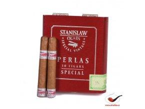 Doutníky Stanislaw Special Vintage Red Perlas/10