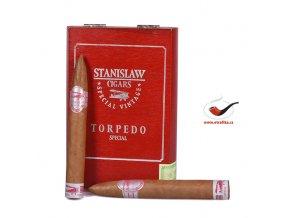 Doutníky Stanislaw Special Vintage Red Torpedo/10