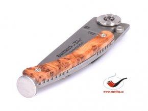 Dýmkařský nůž s dusátkem Rattrays Claude Dozorne