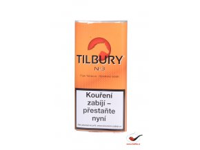 Tabák do dýmky Tilbury No.3/40