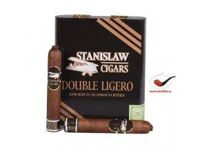 Doutníky Stanislaw Double Ligero Robusto/10
