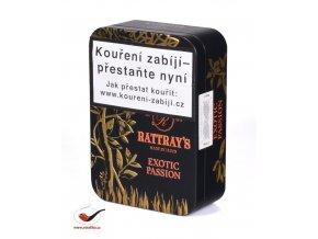 Dýmkový tabák Rattrays Exotic Passion/100