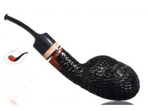 Dýmka Jirsa Rustic black Varia 14