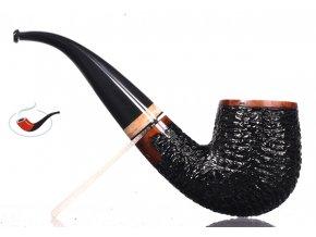 Dýmka Jirsa Rustic black Varia 23