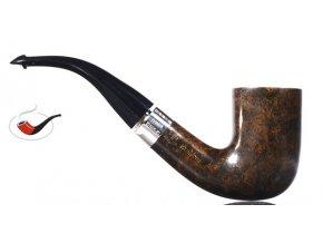 Dýmka Peterson Sherlock Holmes Rathbone Dark Smooth