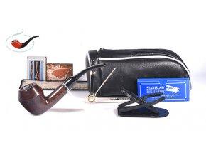 Sada Stanislaw Golf pro začínající kuřáky dýmky 03-08