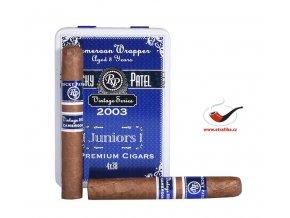 Doutníky Rocky Patel Vintage 2003 Junior/5