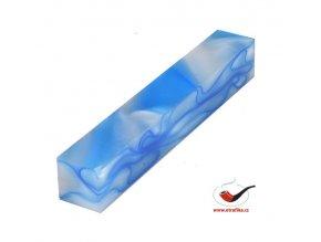 Akrylová tyč malá TW Blue Silver 126