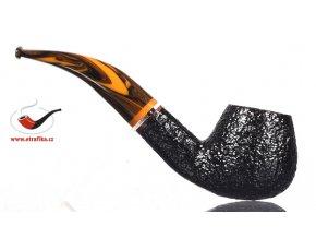 Dýmka Savinelli Tigre Rusticated Black 645