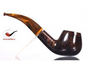 Dýmka Savinelli Tigre Smooth Dark Brown 645