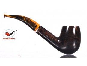 Dýmka Savinelli Tigre Smooth Dark Brown 670