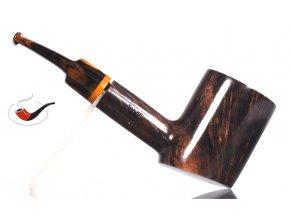 Dýmka Savinelli Tigre Smooth Dark Brown 311