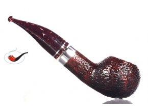 Dýmka Savinelli Bacco Rusticated Dark Brown 321