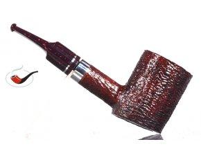 Dýmka Savinelli Bacco Rusticated Dark Brown 311