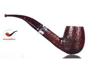 Dýmka Savinelli Bacco Rusticated Dark Brown 670
