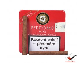 Perdomo Mini Cigarillos Sun Grown/20