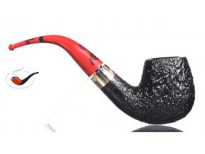 Dýmka Peterson Dracula  Sandblast 68