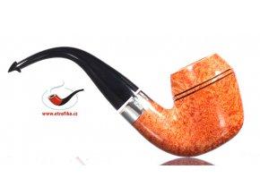 Dýmka Peterson Sherlock Holmes Watson Natural Smooth nefiltr