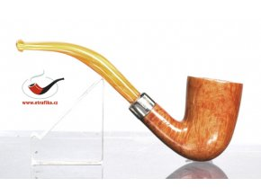 Dýmka Peterson Short Classic Natural D16