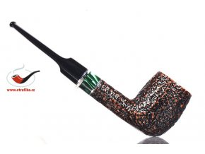 Dýmka Savinelli Impero Rustik Dark Brown 127