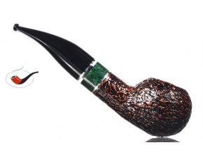 Dýmka Savinelli Impero Rustik Dark Brown 321