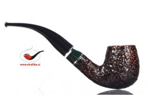 Dýmka Savinelli Impero Rustik Dark Brown 602