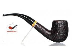 Dýmka Savinelli Sistina Bordeaux Rustic 606
