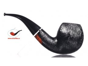 Dýmka Stanwell Brushed Black Rustic 185