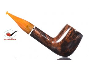 Dýmka Stanwell Shorty Dark Brown Polished 88