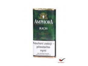 Dýmkový tabák Amphora Rich/50