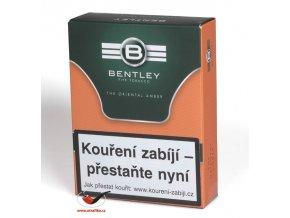 Dýmkový tabák Bentley The Oriental Amber/50